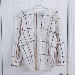 Vintage Polo Ralph Lauren Handknit Sweater